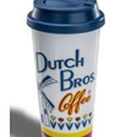 We love coffee from Dutch Brothers!